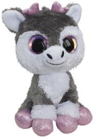 Mīkstā rotaļlieta Lumo Stars Reindeer Poro, 15 cm