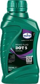Eurol Brake Fluid Dot 5.0 Silicone 1l
