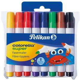 Pelikan Fibre-Tip Pens Colorella Super 8pcs 966648
