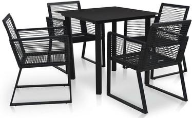 Āra mēbeļu komplekts VLX 5 Piece Outdoor Dining Set 3058282