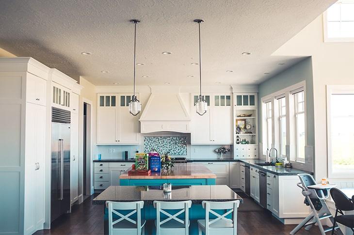 virtuves sala