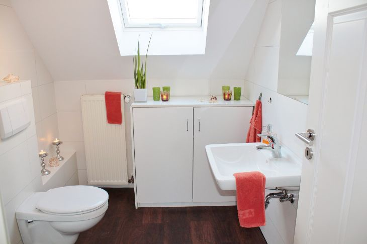 mazas vannas istabas iekārtošana