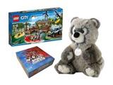 LEGO, rotaļlietas, lelles un galda spēles