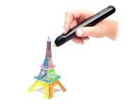 3D pildspalvas un piederumi
