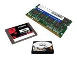 Atmiņa, HDD un SSD