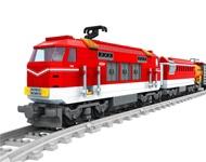 Поезда и железные дороги