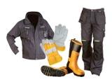 Darba apģērbs un apavi