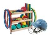 Citi piederumi sporta zālēm