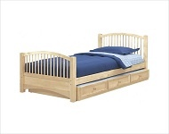Bērnu un pusaudžu gultas