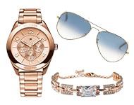 Женские украшения, часы и аксессуары