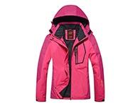 Sieviešu jakas un vestes tūrismam