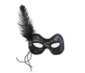Karnevāla tērpi, maskas un parūkas