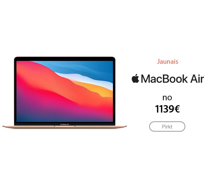 MacBook Air  pērc pie mums
