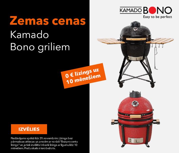 Zemas cenas Kamado Bono griliem
