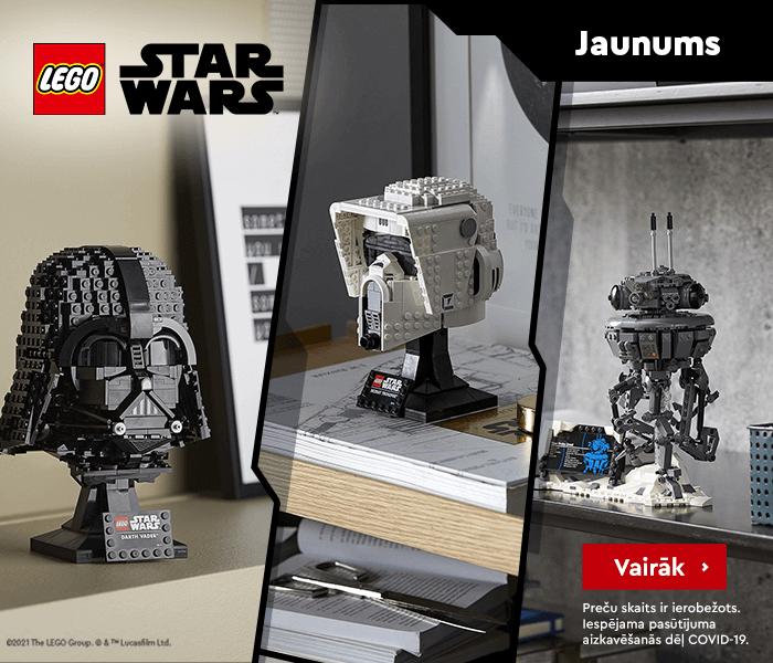 Jaunums LEGO STAR WARS