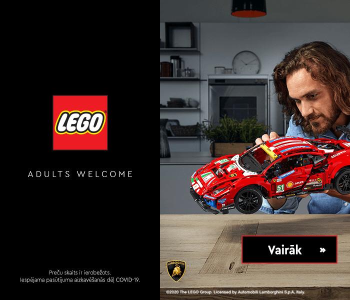 LEGO Adults Welcome